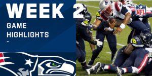 Patriots / Seahawks