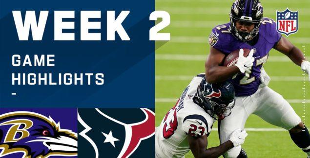 Ravens / Texans